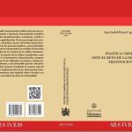 Portada del libro Pérez Cepeda (Dir), Política Criminal ante el reto de la Delincuencia Transnacional