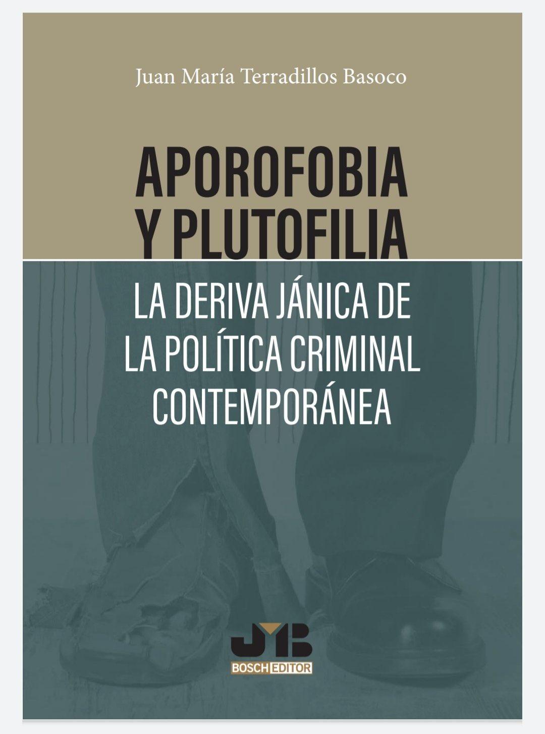 Cubierta del libro Aporofobia y Plutofilia